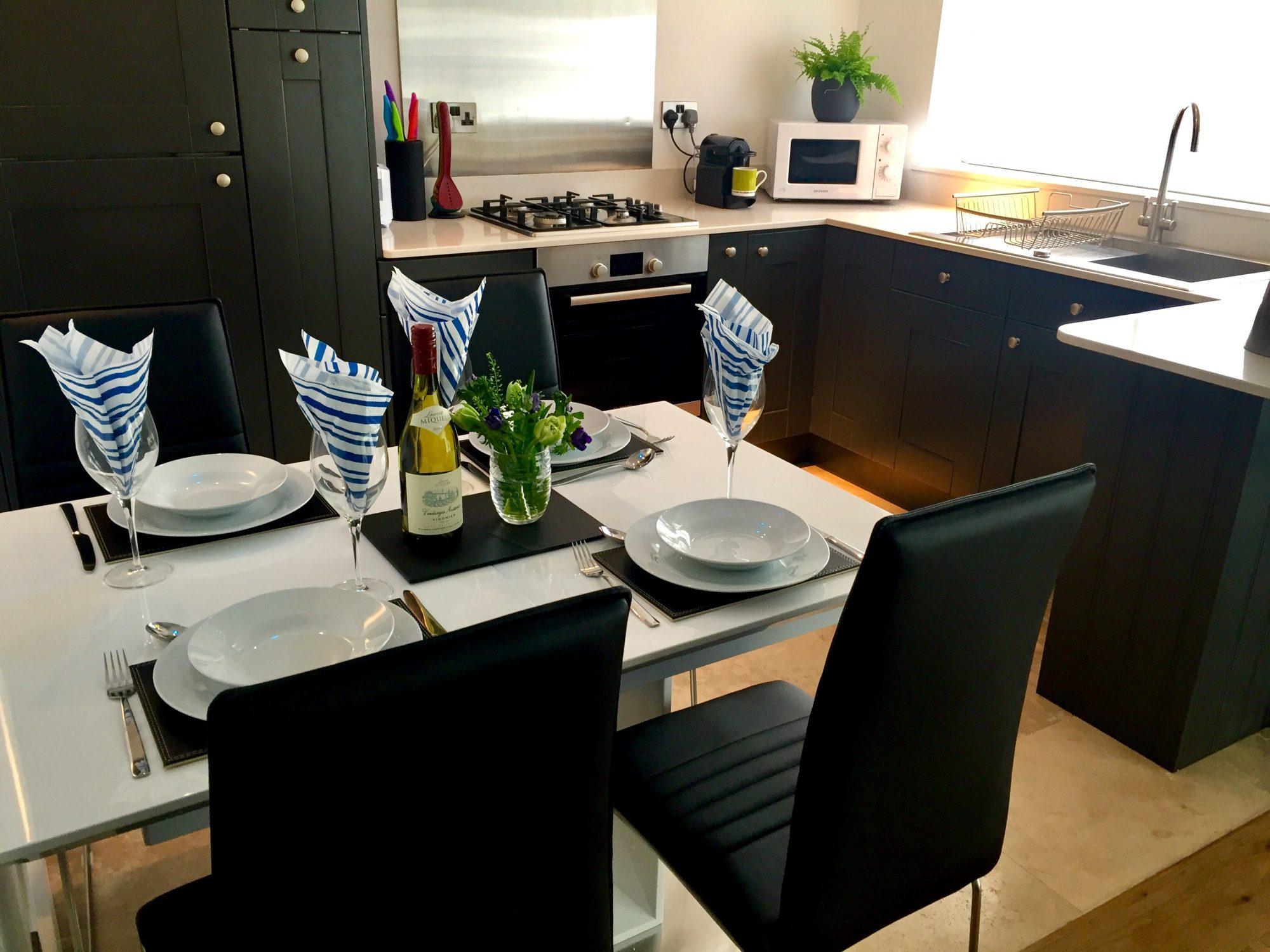 Serviced rental apartment Alderley Edge