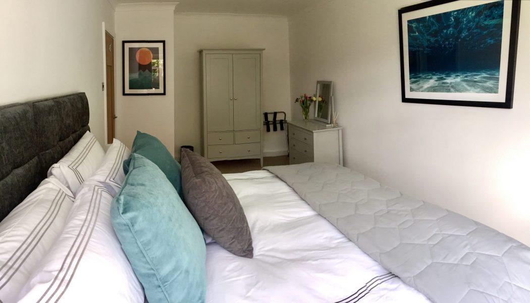 Alderley Master bedroom